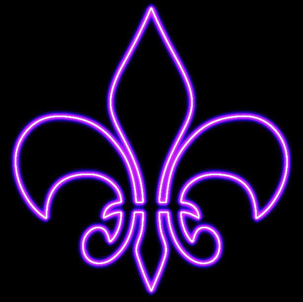 Saints Row Logo Fleur-de-lys-symbol saints rowSaints Row Logo