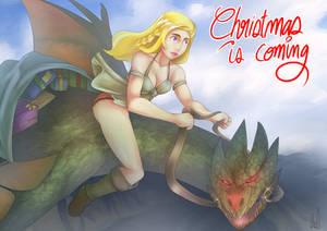 Christmas is coming (2014)