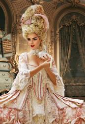 Rococo belle by bob4972