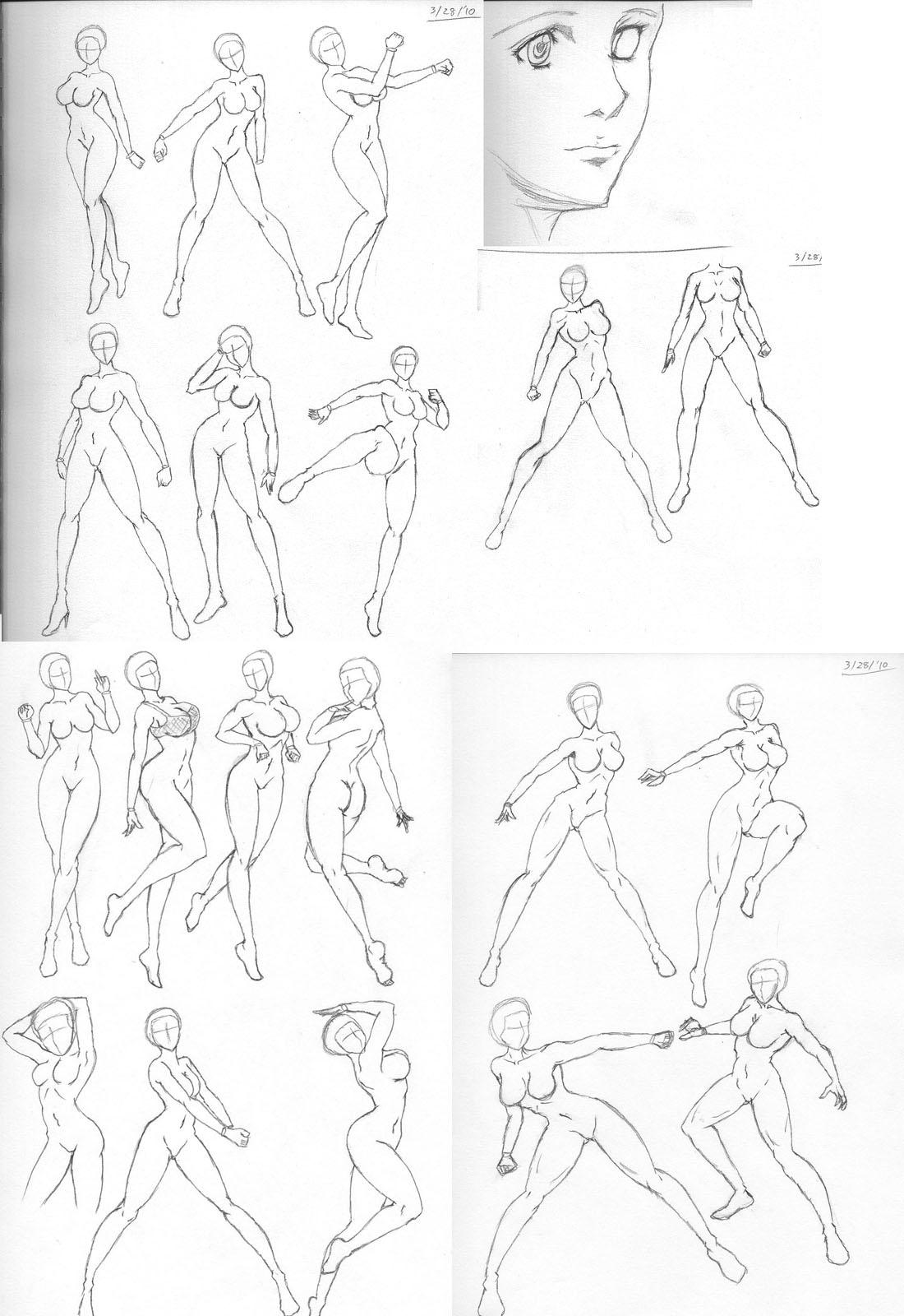 '10-03-28 RandomSketches_18 by Dredogol