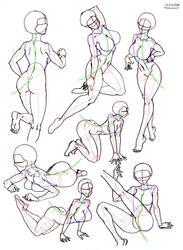 '10-11-10 RandomSketches_28 by Dredogol