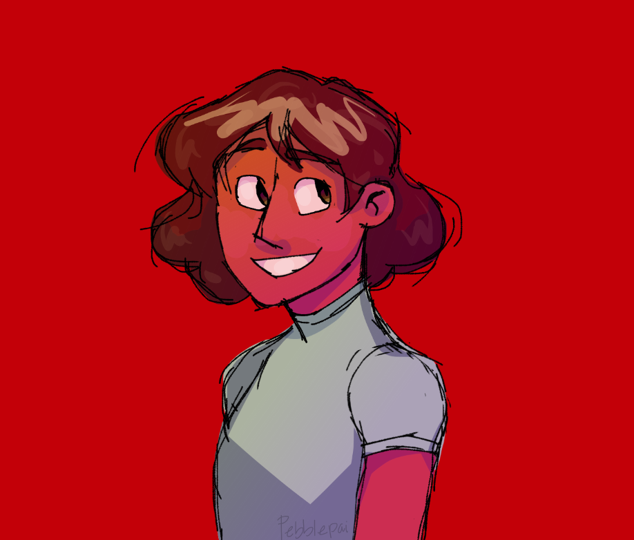 LISTEN I LOVE CONNIE AND I LOVE HER HAIRCUT