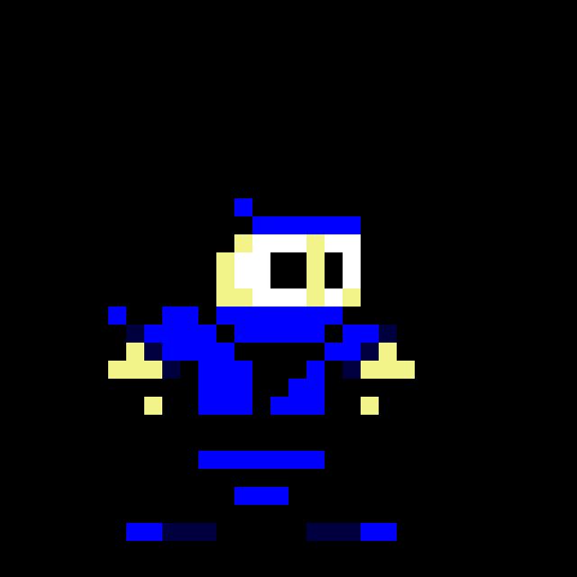 8 Bit Custom Ninja 2 By Lpugh On Deviantart