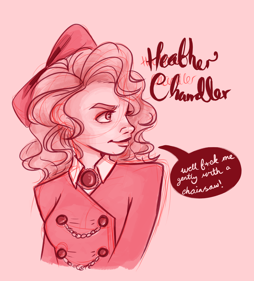 Chandler by taraleigh-art