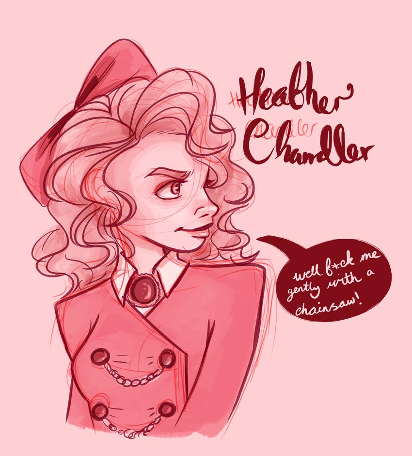 Chandler by taraleigh-art