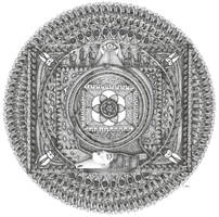 Mandala of the Gods by meathive