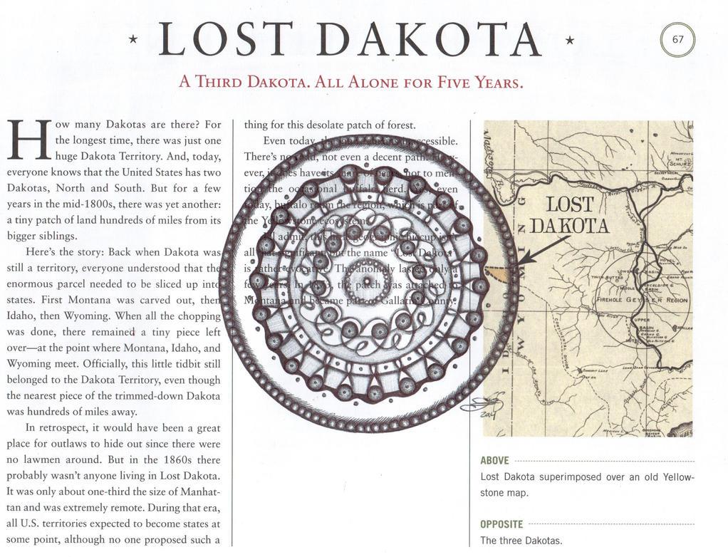 Lost Dakota by meathive
