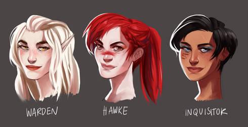 Heroes of Thedas