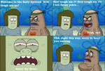 Regular Show: Muscleman goes to the Salty Spitoon