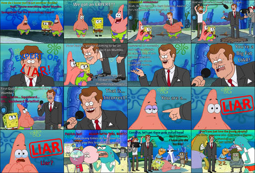 Expert Or Liar: The New Season- Wumbo/Wumbology