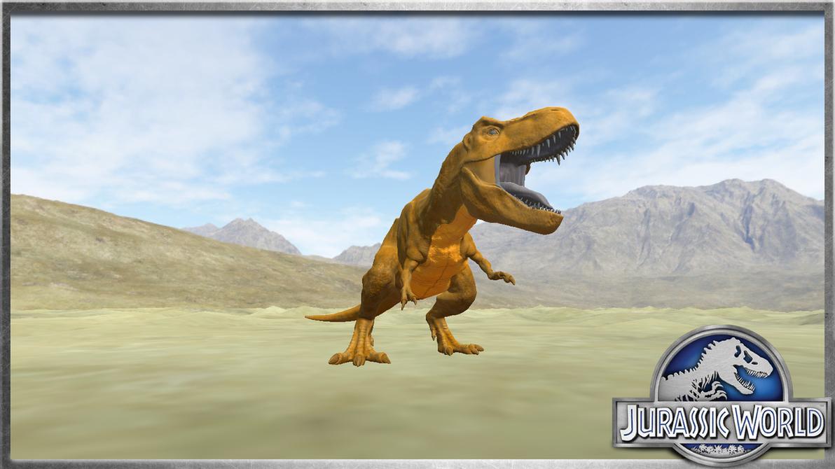 Jurassic World: Create a Dinosaur (4/14/17) by Dinodavid8rb