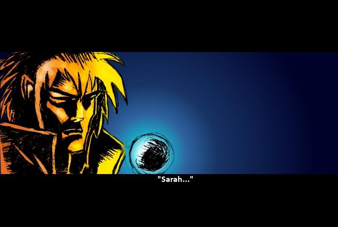 'Sarah...' by JesusIsMyHomie