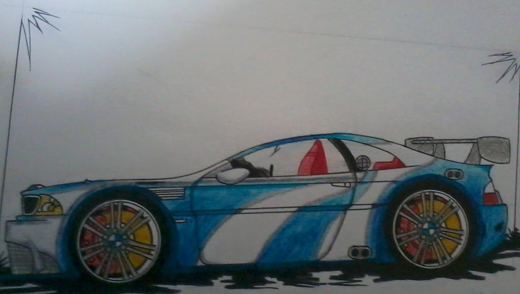 Bmw M3 Gtr Real Life >> Need For Speed Most Wanted: BMW M3 GTR by iDexPro on DeviantArt