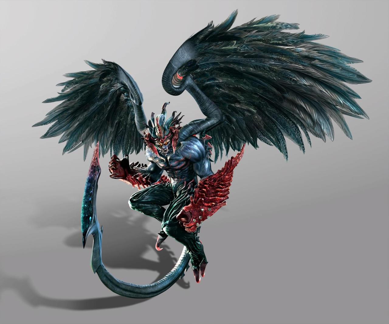 Devil Jin Blood Vengeance By Yoshi Lee On Deviantart