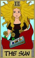 Iron Liz - The Sun by Snakegirlfire