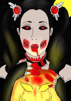 Vampire Nostalgia Chick