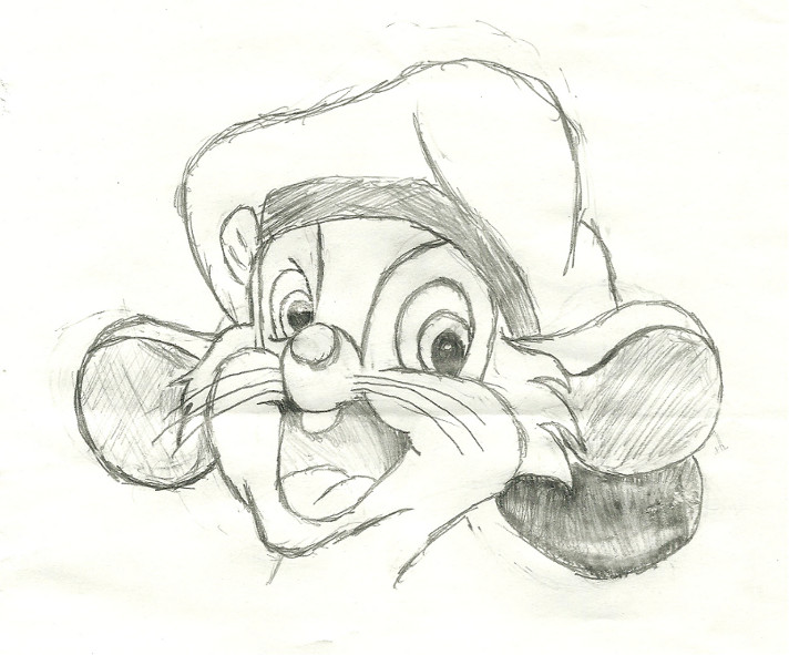 fievel coloring pages - photo#17