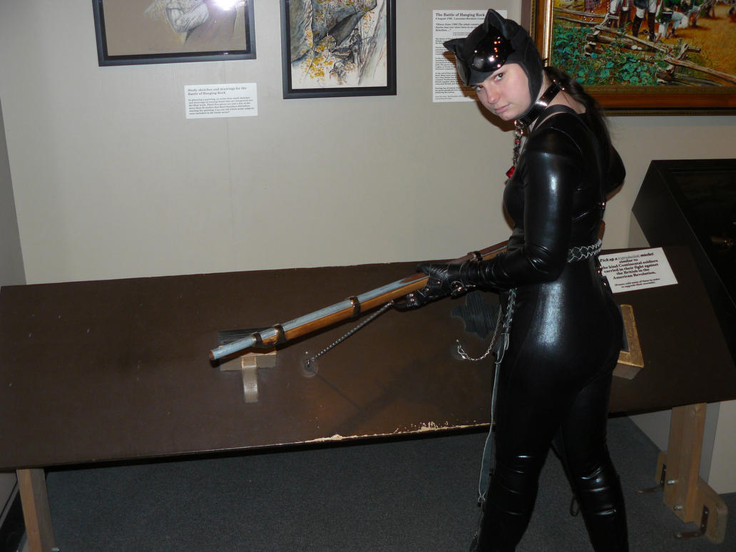 Catwoman's flintlock by CatwomanofTheSouth