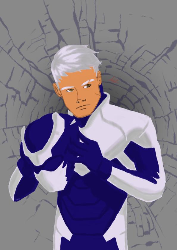Blade Unmasked by DeadpoolsKatana