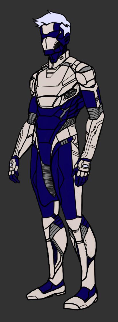 Blade Corps - V2.03  Human Variant (FINAL) by DeadpoolsKatana