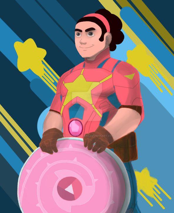 Captain Universe: The First Hybrid by DeadpoolsKatana