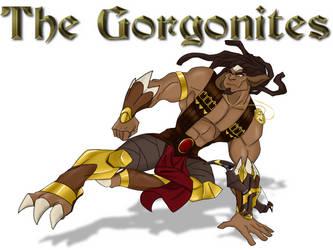 The Gorgonites:Archer by MaidenofGorgon