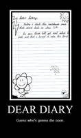 Ouran Poster: Dear Diary