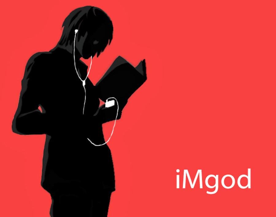 D.N. iPods -- Light Yagami by zephyr03
