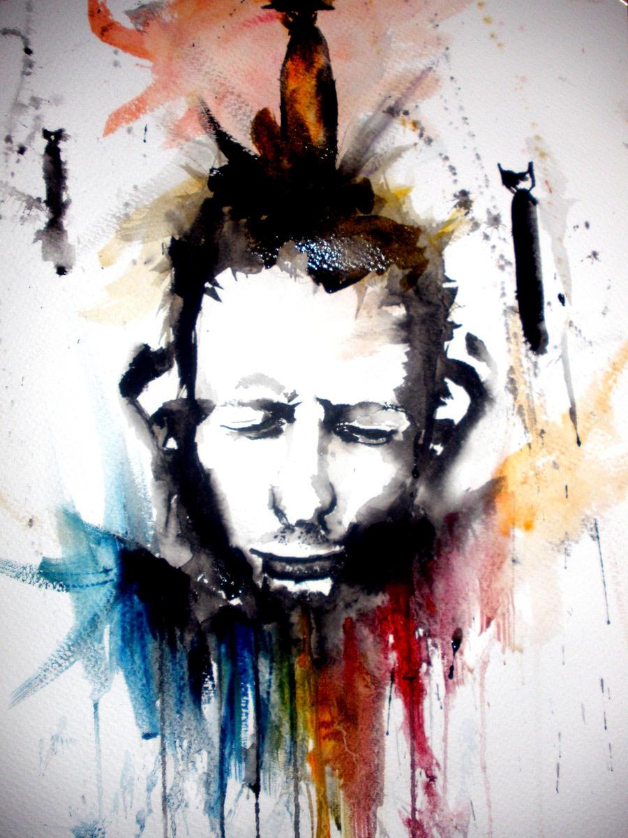 Radiohead by buuuuuuu7