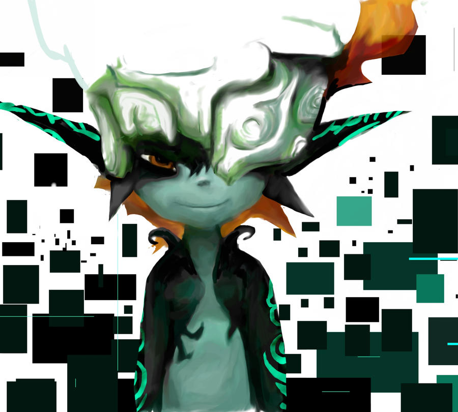 Midna by buuuuuuu7