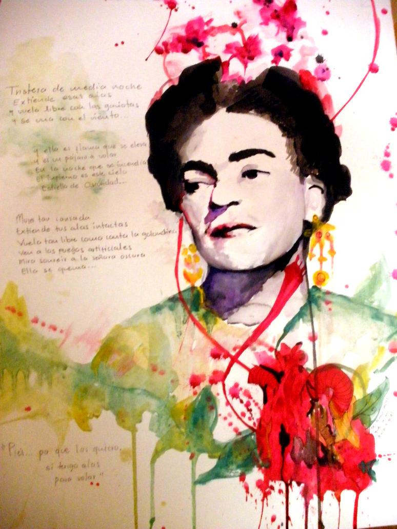 Su Frida by buuuuuuu7
