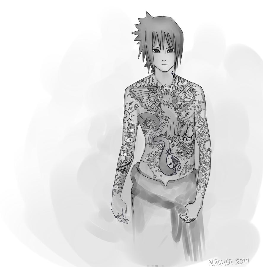 Blue Jeans Sasuke by buuuuuuu7