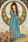 The Goddess by ViataMinunata
