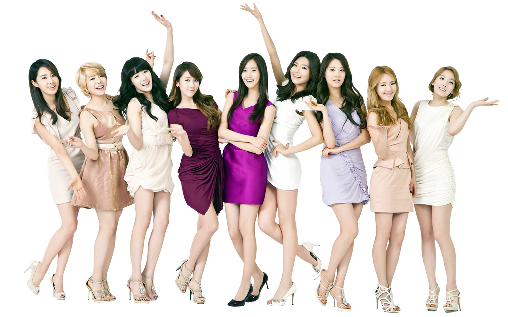 [Render] SNSD by Na by tombiheo