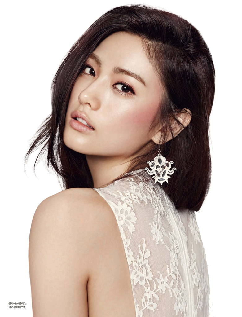 Natural Wedding Makeup Asian : ?? : AFTERSCHOOL ???Nana?2014??????????1?????? - NAVER ???