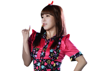Soyeon #3 PNG