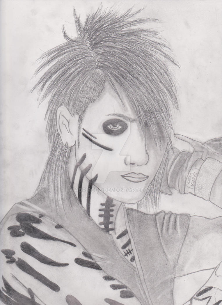 Ashley Purdy by AdriRodz on DeviantArt