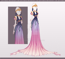 [Closed] Outfit Auction Adopt #10 - Sunrise