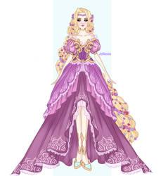 Rapunzel: redesign