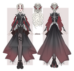 Daenerys: redesign #3 by Jelliemia