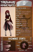 Aya Shirogane - Shirogane Clansmen by SuzakuTrip