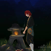 Mourning by SuzakuTrip