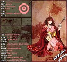 Minami no Tsubone by SuzakuTrip