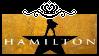 + Hamilton Stamp + by M-elodySketches