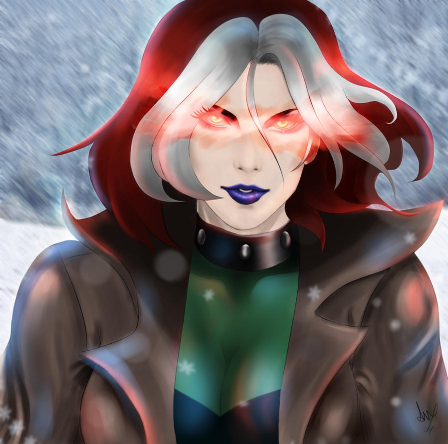 Rogue By Lightning05 On DeviantArt