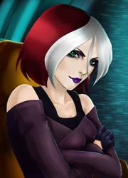 Rogue X-Men by Lightning05
