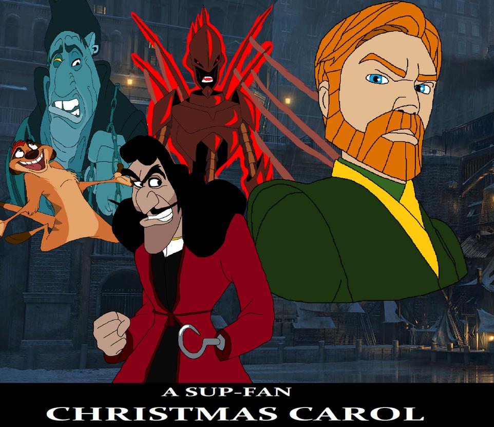 A Sup-fan Christmas Carol By SUP-FAN On DeviantArt