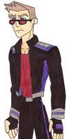 Superhero school: Hawkeye / Clint Barton