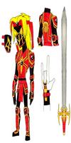 The Samurai Spider