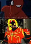 Spider-man meets The Samurai Spider